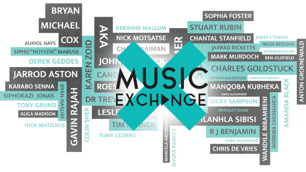 MEX Music Exchange 2020 Logo